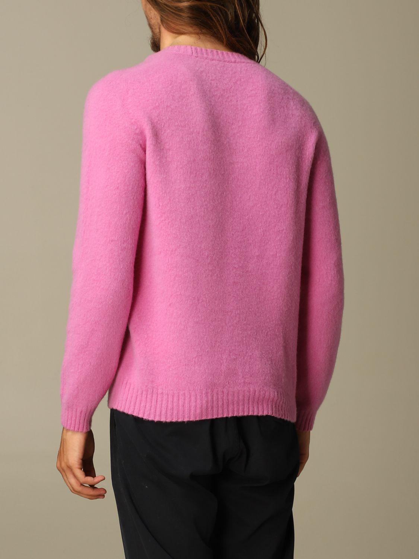 Pullover Eleventy: Pullover herren Eleventy pink 2