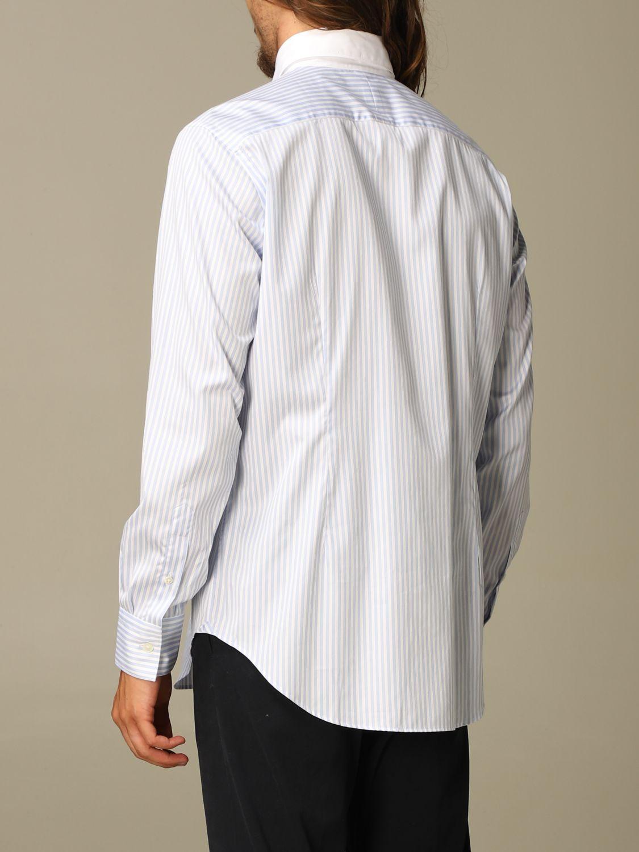 Shirt Eleventy: Shirt men Eleventy sky blue 2