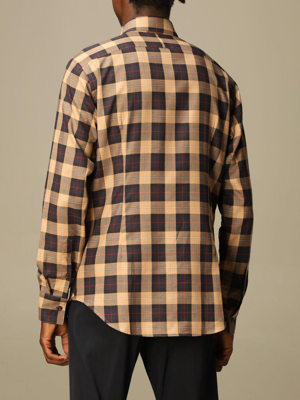 Shirt Eleventy: Shirt men Eleventy black 2