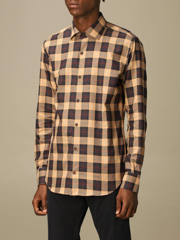 Shirt Eleventy: Shirt men Eleventy black 3