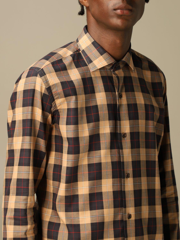 Shirt Eleventy: Shirt men Eleventy black 4