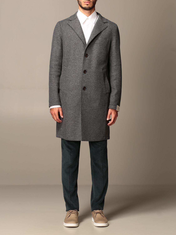 Coat Eleventy: Coat men Eleventy grey 1
