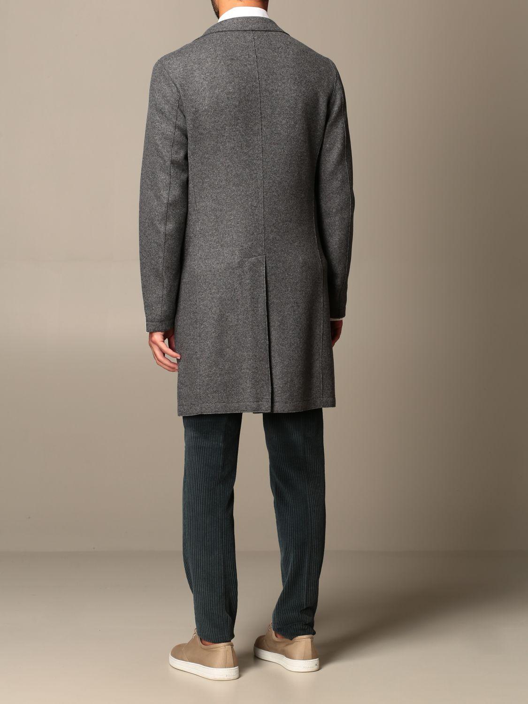 Coat Eleventy: Coat men Eleventy grey 2