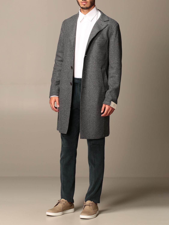 Coat Eleventy: Coat men Eleventy grey 3