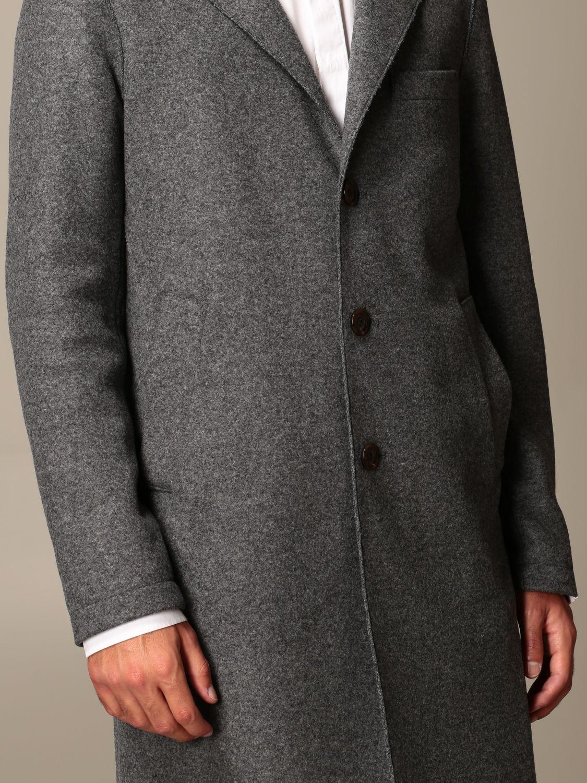 Coat Eleventy: Coat men Eleventy grey 4