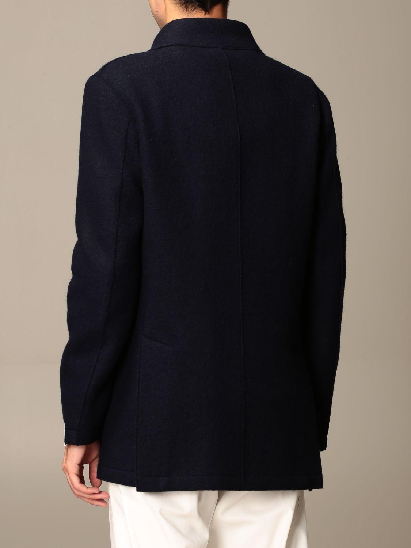 Coat Eleventy: Coat men Eleventy blue 2