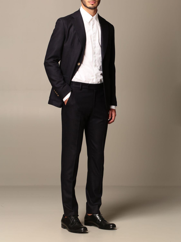 Suit Eleventy: Suit men Eleventy blue 2