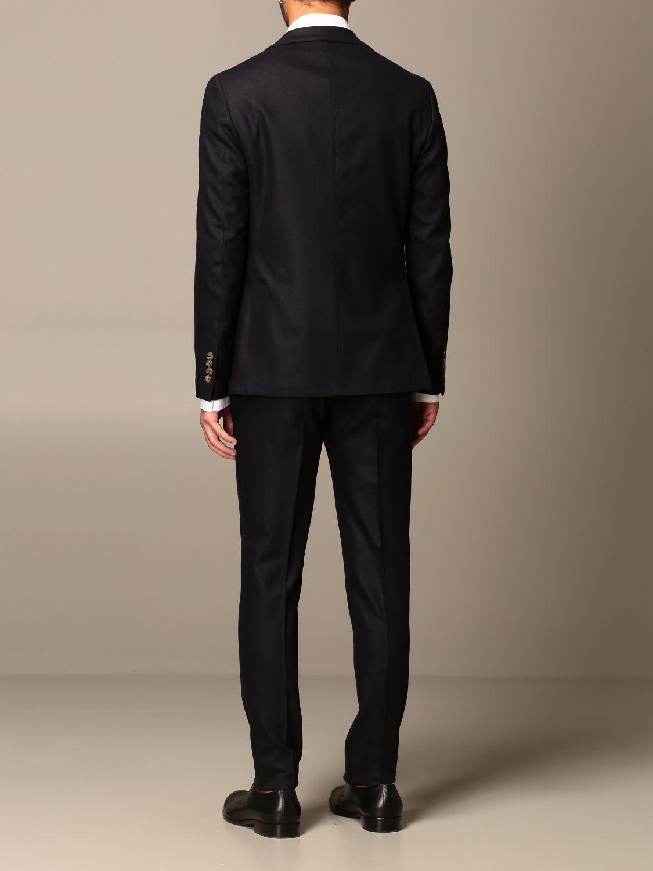 Suit Eleventy: Suit men Eleventy blue 3