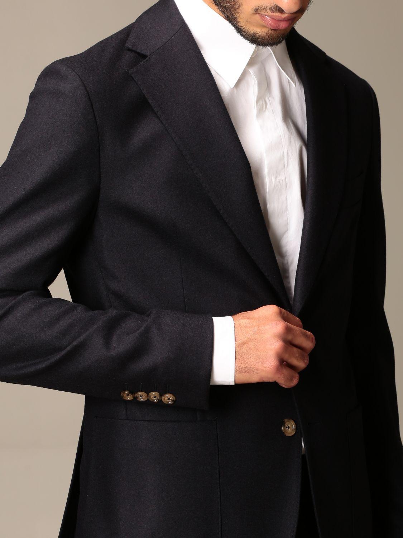Anzug Eleventy: Anzug herren Eleventy blau 4