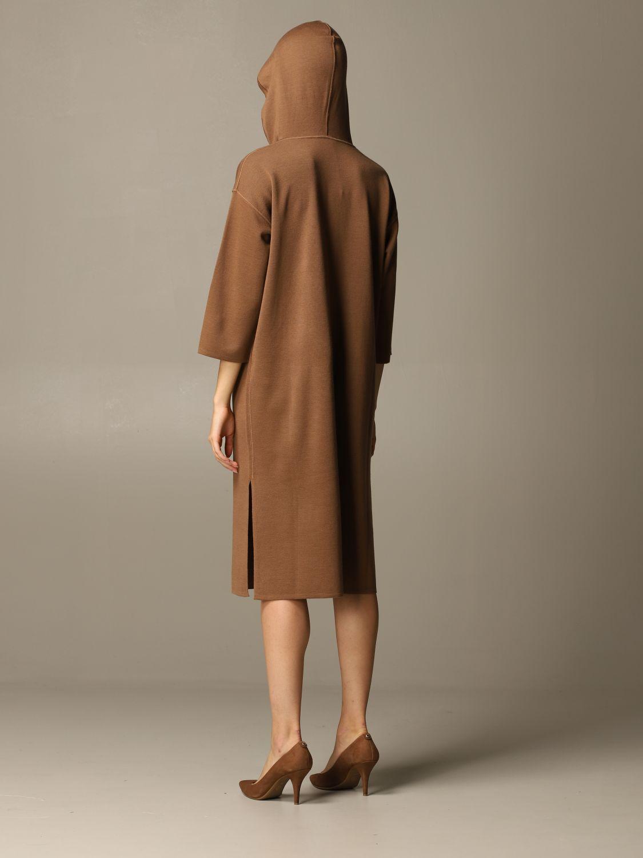 Платье Max Mara: Платье Женское Max Mara табачный 2