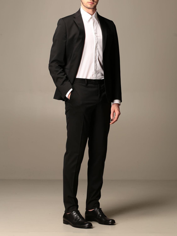 Suit Brian Dales: Suit men Brian Dales black 2
