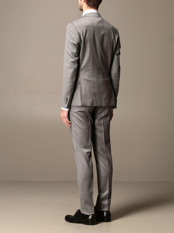 Suit Brian Dales: Suit men Brian Dales charcoal 3