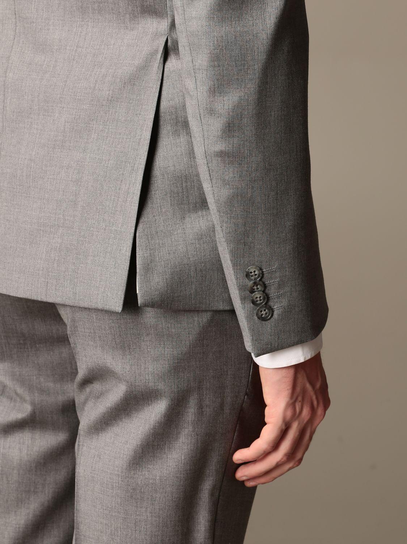 Suit Brian Dales: Suit men Brian Dales charcoal 5