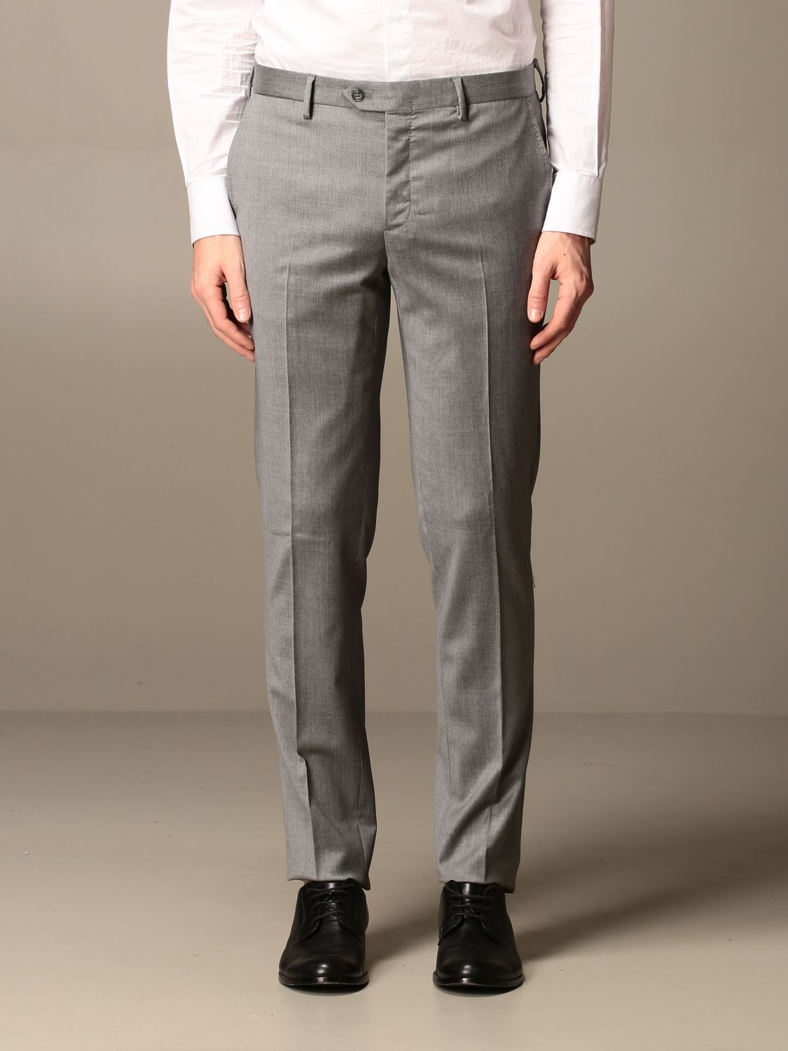 Suit Brian Dales: Brian Dales slim fit single-breasted suit charcoal 6