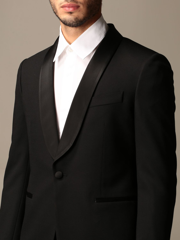 Suit Brian Dales: Suit men Brian Dales black 6