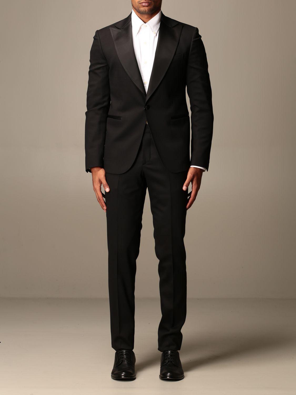 Suit Brian Dales: Suit men Brian Dales black 1