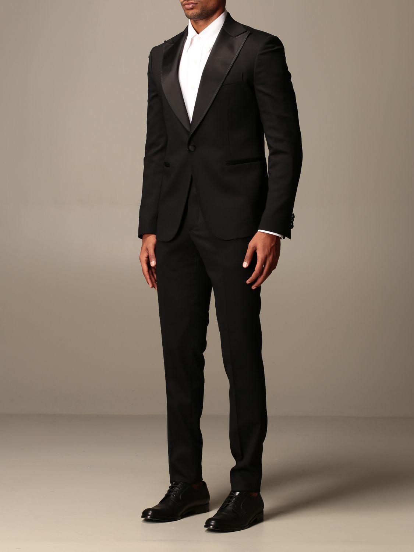 Suit Brian Dales: Suit men Brian Dales black 4
