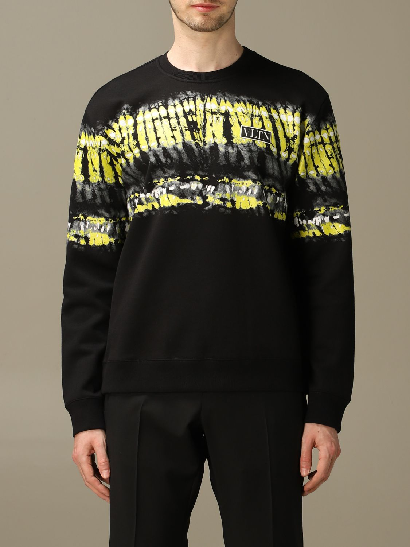 Sweatshirt Valentino: Sweatshirt herren Valentino schwarz 1