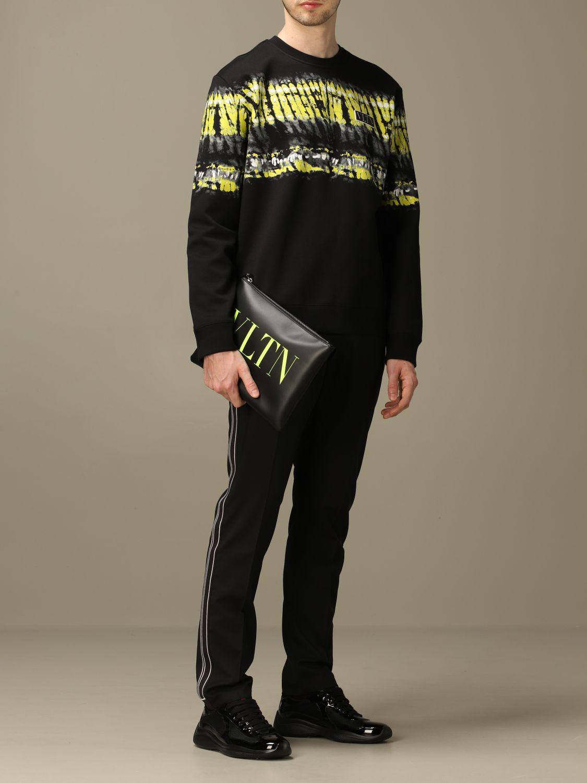 Sweatshirt Valentino: Sweatshirt herren Valentino schwarz 2