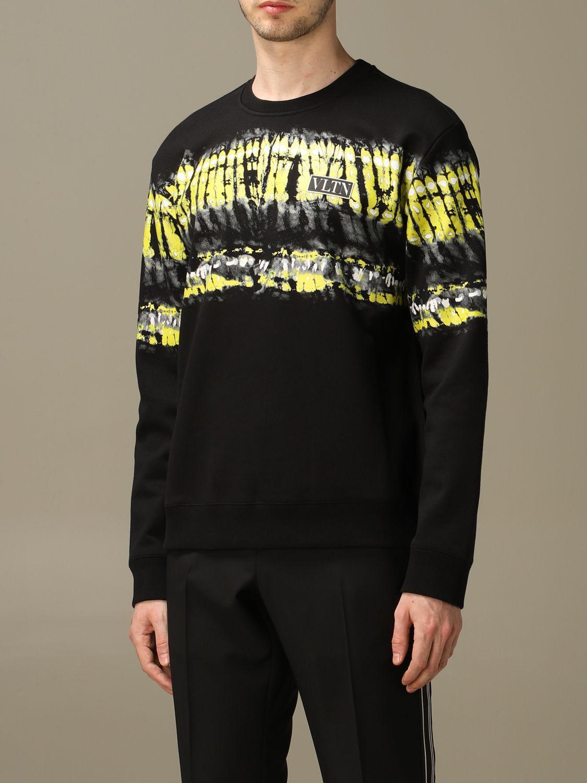 Sweatshirt Valentino: Sweatshirt herren Valentino schwarz 4