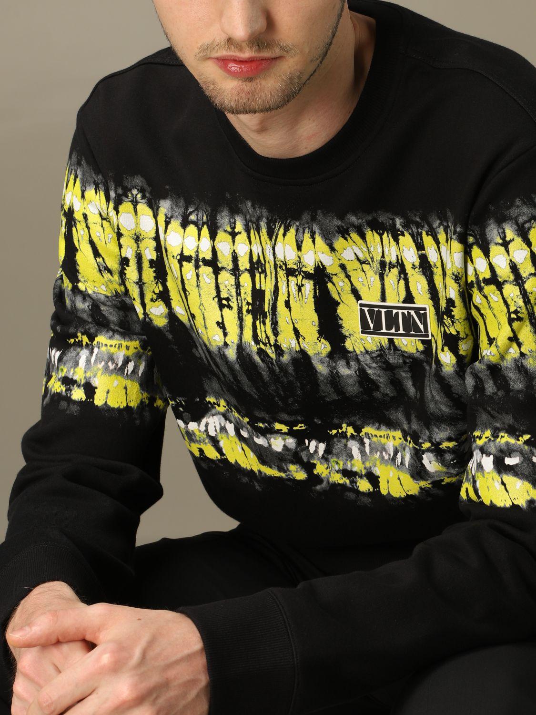 Sweatshirt Valentino: Sweatshirt herren Valentino schwarz 5