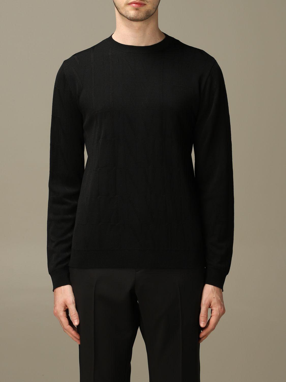 Pull Valentino: Pull homme Valentino noir 1