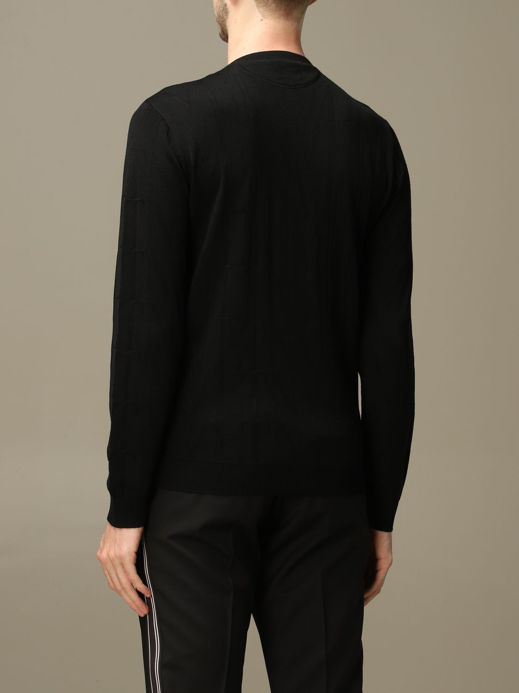 Pull Valentino: Pull homme Valentino noir 3