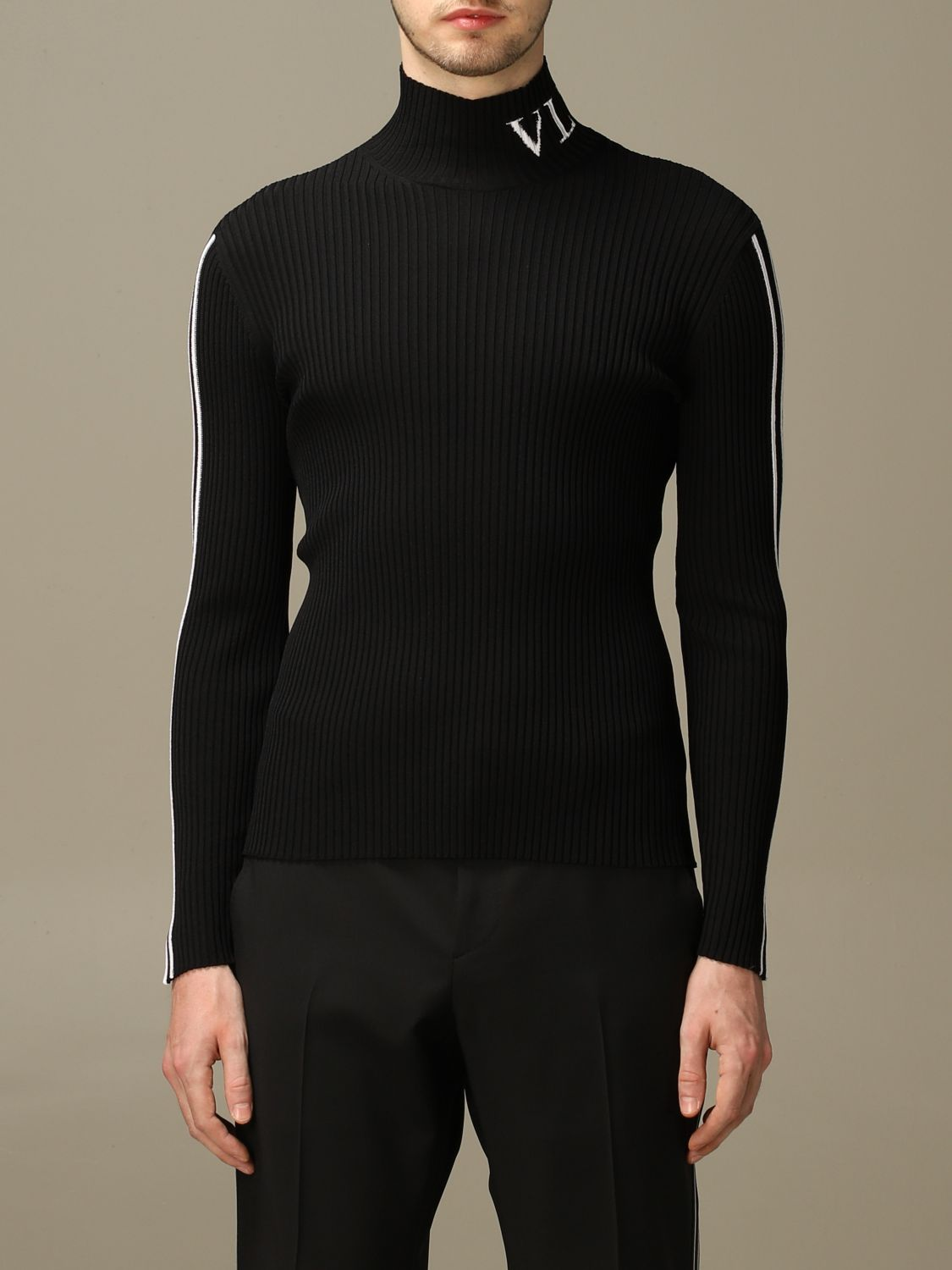 Jumper Valentino: Jumper men Valentino black 1