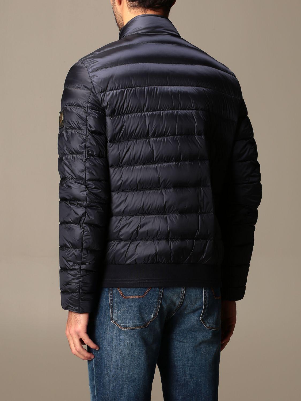 Куртка Belstaff: Куртка Мужское Belstaff синий 2