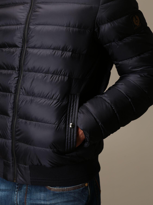 Куртка Belstaff: Куртка Мужское Belstaff синий 3