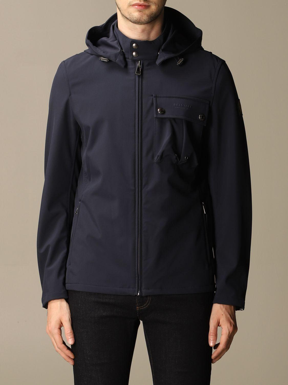 Jacket Belstaff: Jacket men Belstaff navy 1