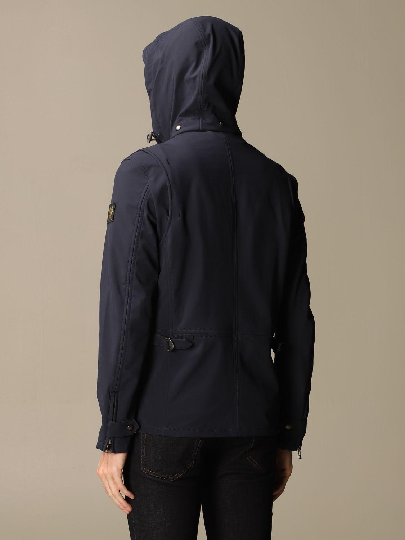 Jacket Belstaff: Jacket men Belstaff navy 2