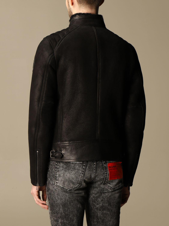 Jacket Belstaff: Westlake Belstaff sheepskin jacket black 2