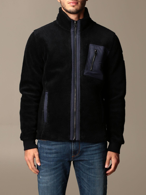 Sweatshirt Belstaff: Sweatshirt homme Belstaff bleu 1