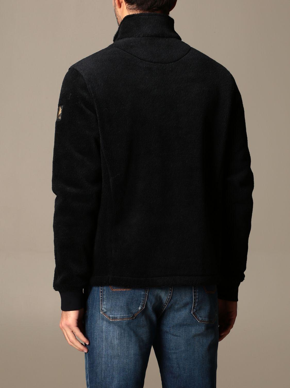 Sweatshirt Belstaff: Sweatshirt homme Belstaff bleu 2
