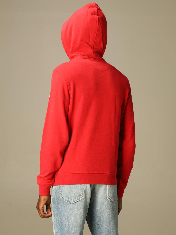 Sweatshirt Belstaff: Sweatshirt homme Belstaff rouge 2