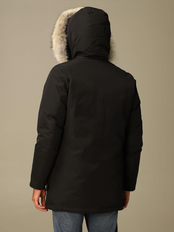 Куртка Woolrich: Куртка Мужское Woolrich черный 3