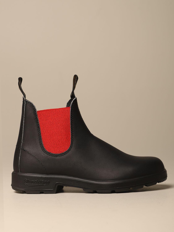Stiefeletten Blundstone: Schuhe herren Blundstone schwarz 1