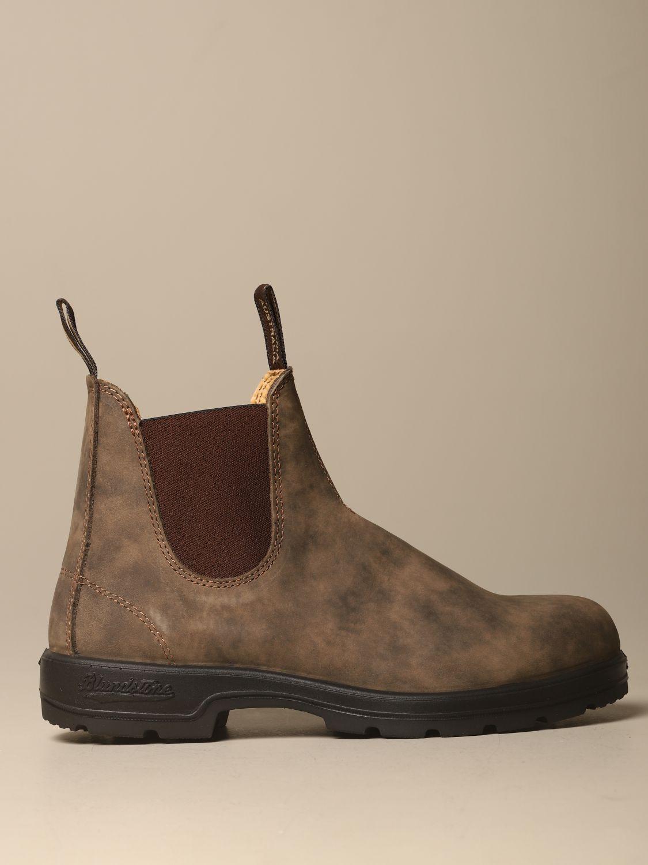 Stiefeletten Blundstone: Schuhe herren Blundstone dark 1