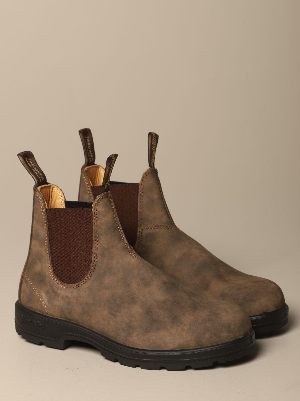 Stiefeletten Blundstone: Schuhe herren Blundstone dark 2
