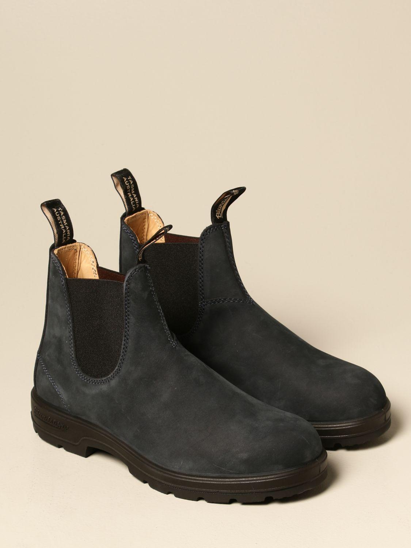 Boots Blundstone: Shoes men Blundstone navy 2