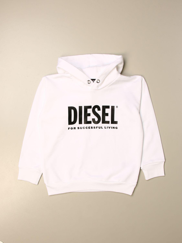Jumper Diesel: Jumper kids Diesel white 1