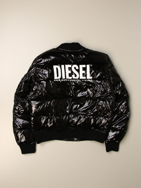 Chaqueta Diesel: Chaqueta niños Diesel negro 2