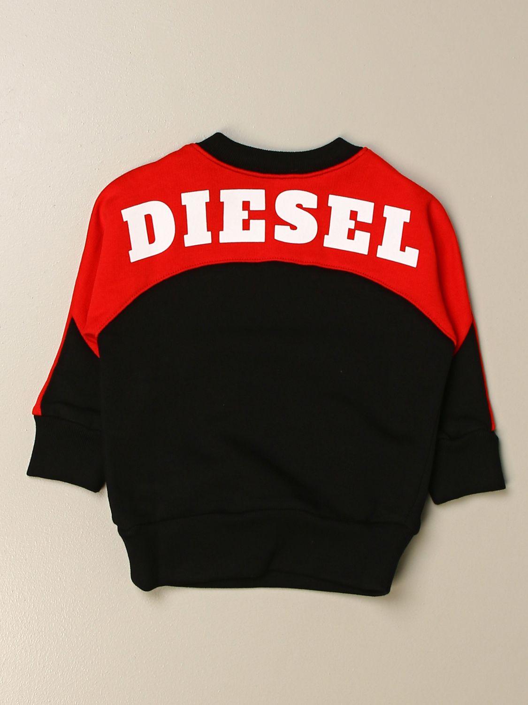 Jumper Diesel: Jumper kids Diesel black 2