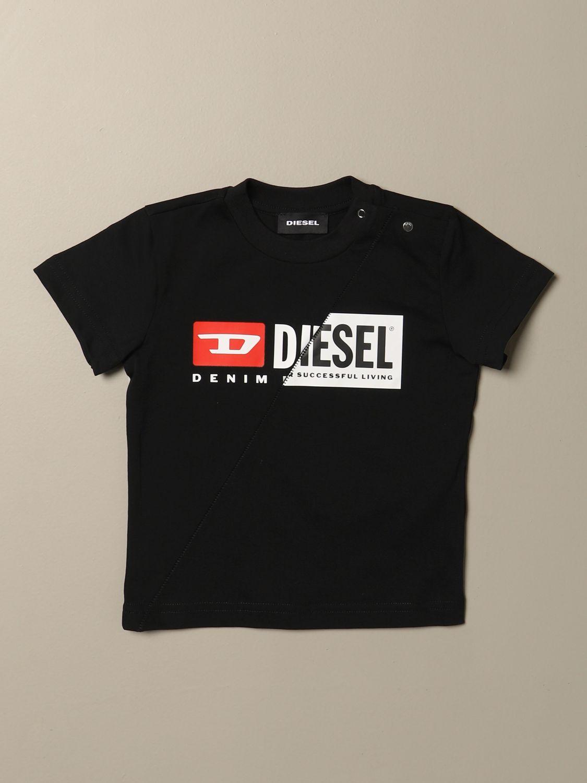 T-shirt Diesel: T-shirt kids Diesel black 1