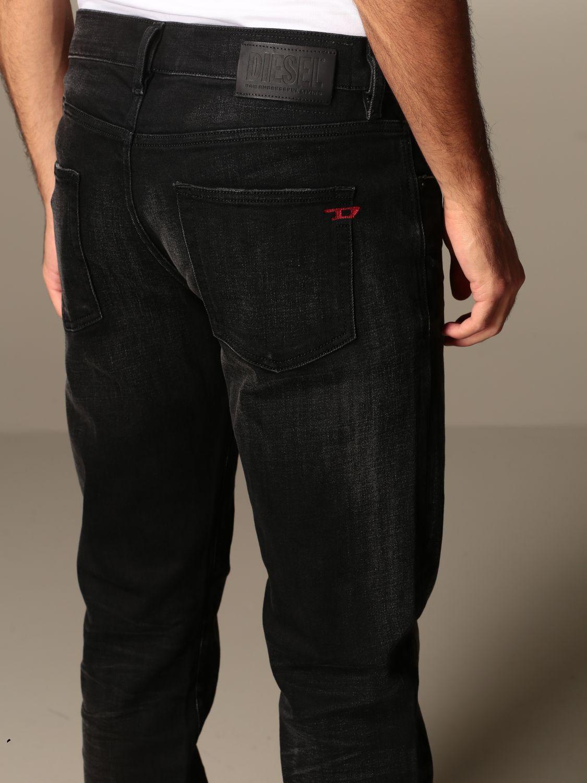 Jeans Hombre Diesel Jeans Diesel Hombre Negro Jeans Diesel 00spw5 0098b Giglio Es
