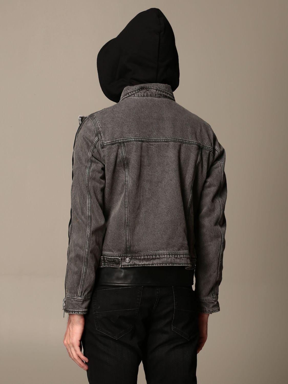 Куртка Diesel: Куртка Мужское Diesel черный 3