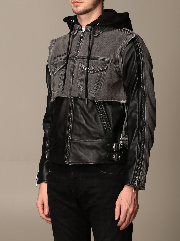 Куртка Diesel: Куртка Мужское Diesel черный 4