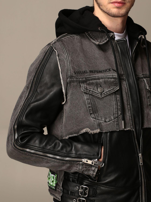 Куртка Diesel: Куртка Мужское Diesel черный 5