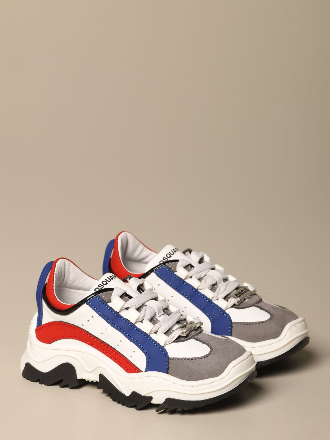 Shoes Dsquared2: Shoes kids Dsquared2 white 2